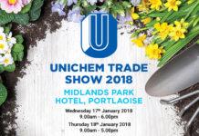 Unichem Trade Show 2018 17-18 January 2017