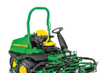 6000A Series PrecisionCut fairway machine