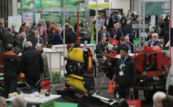 SALTEX 2018 – shaping the future of groundscare.
