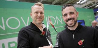 Sherriff Amenity wins SALTEX Innovation Award 2018.