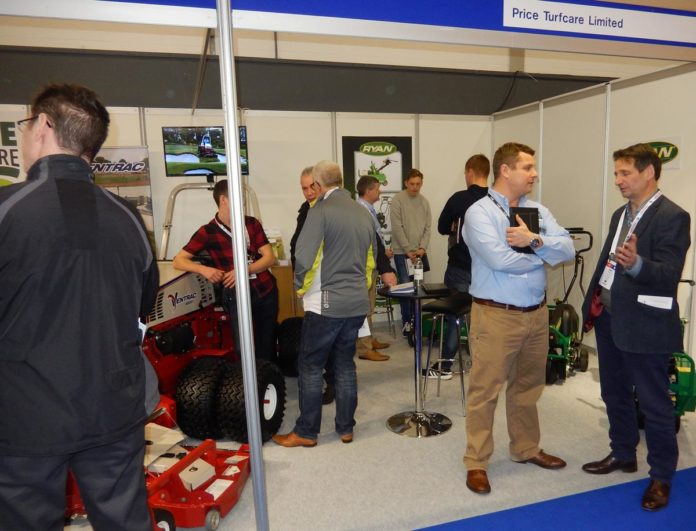 BIGGA Turf Management Exhibition image