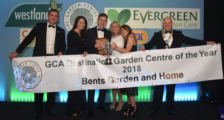 Destination Garden Centre of the Year - Bents Garden and Home