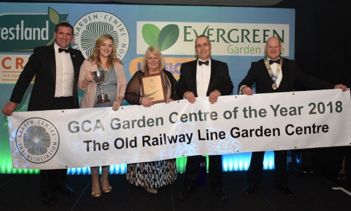 Garden Centre of the Year - The Old Railway Line Garden Centre