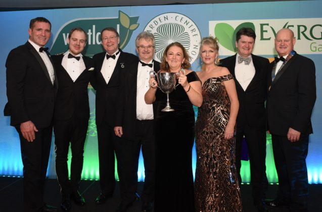 Worrall Cup winners - Haskins Garden Centre