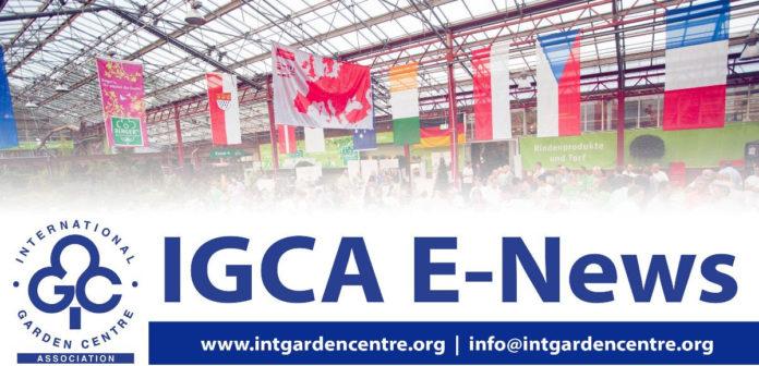 IGCA E-News logo