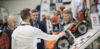 SALTEX continues to attract renowned industry exhibitors.