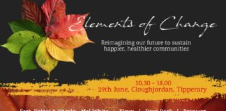 Elements of Change Festival poster