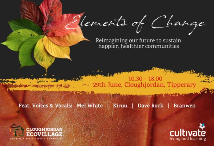 Elements of Change Festival poster