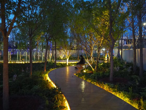AIPH 'Rewilding Garden'