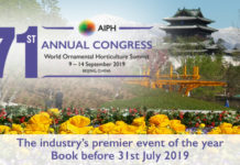 World Ornamental Horticulture Summit, Beijing 2019