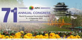 World Ornamental Horticulture Summit, Beijing 2019