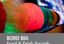 Bord Bia Food and Drink Awards 2019 logo