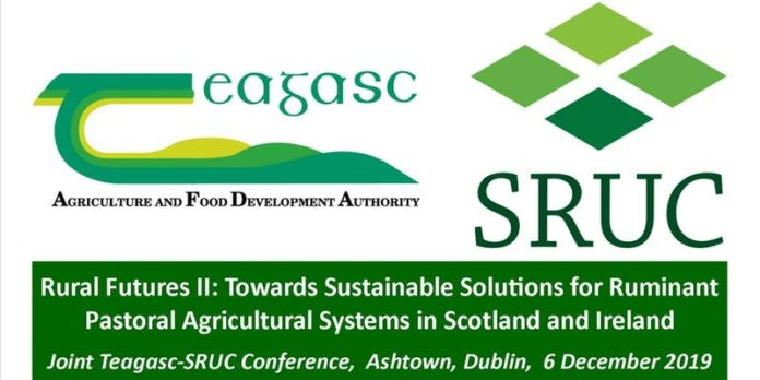 Joint Teagasc-SRUC Conference: Rural Futures II banner