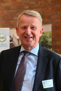 Mr Jan-Dieter Bruns, ENA President